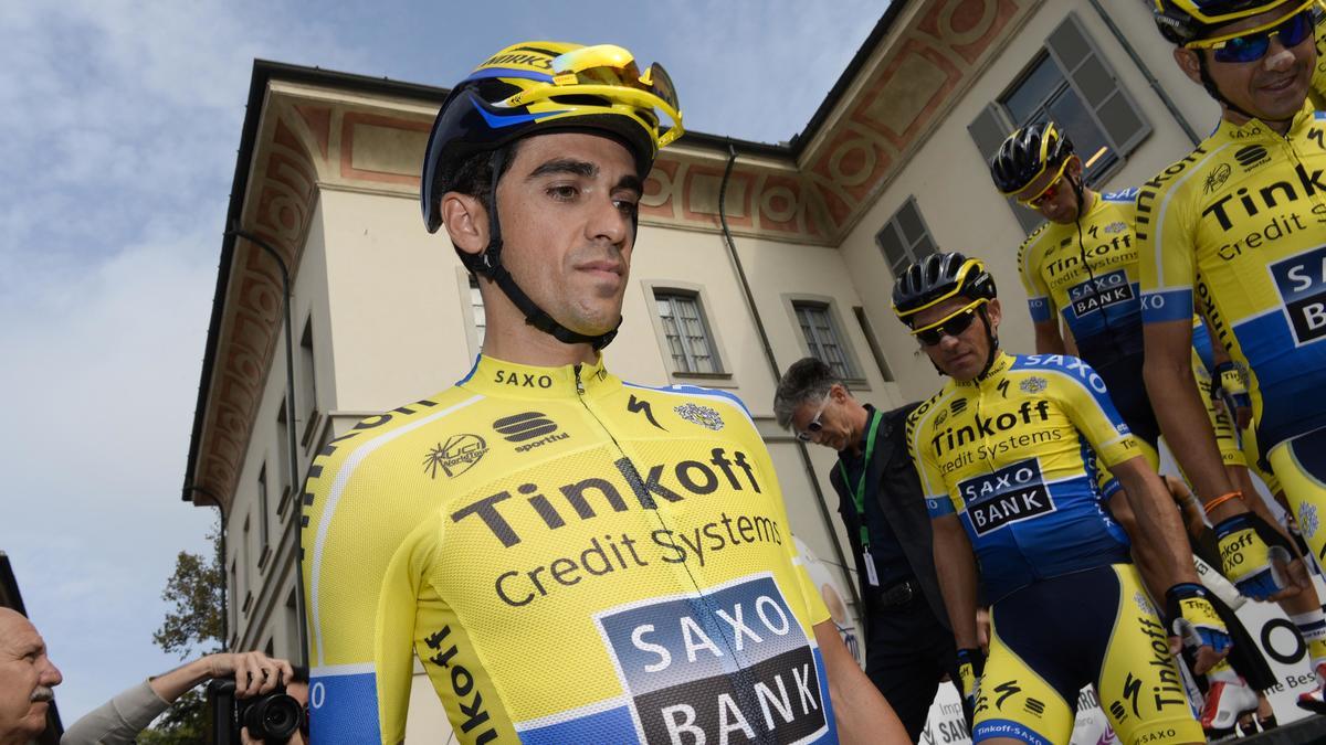 Alberto Contador, Tinkoff Saxo