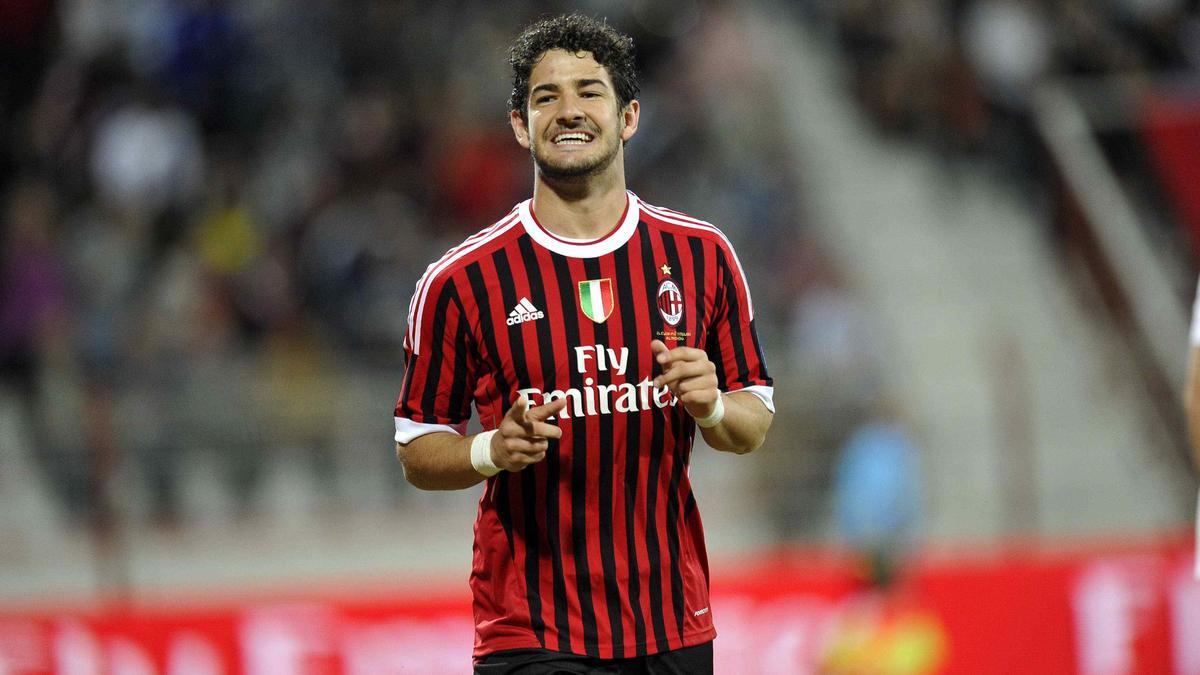 Alexandre Pato, Milan AC