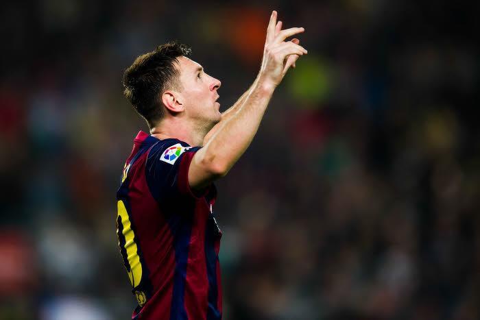 Lionel Messi, Barcelone