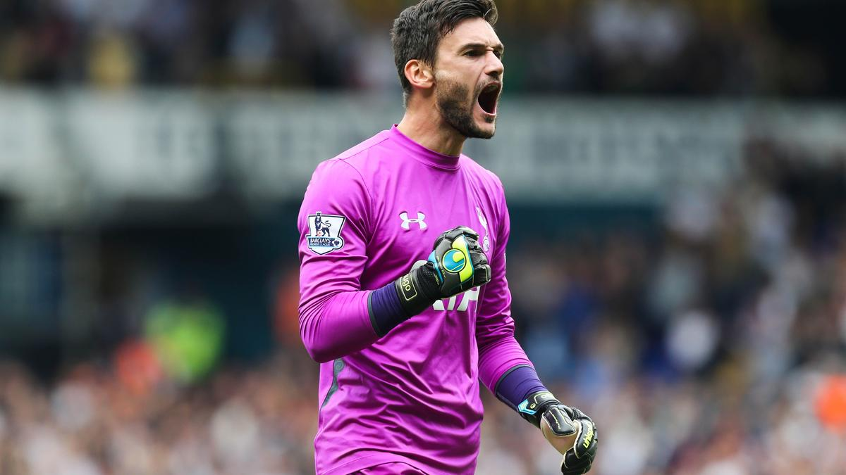 Hugo Lloris, Spurs