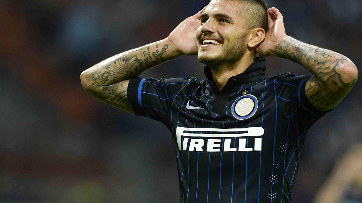 Mauro Icardi, Inter Milan