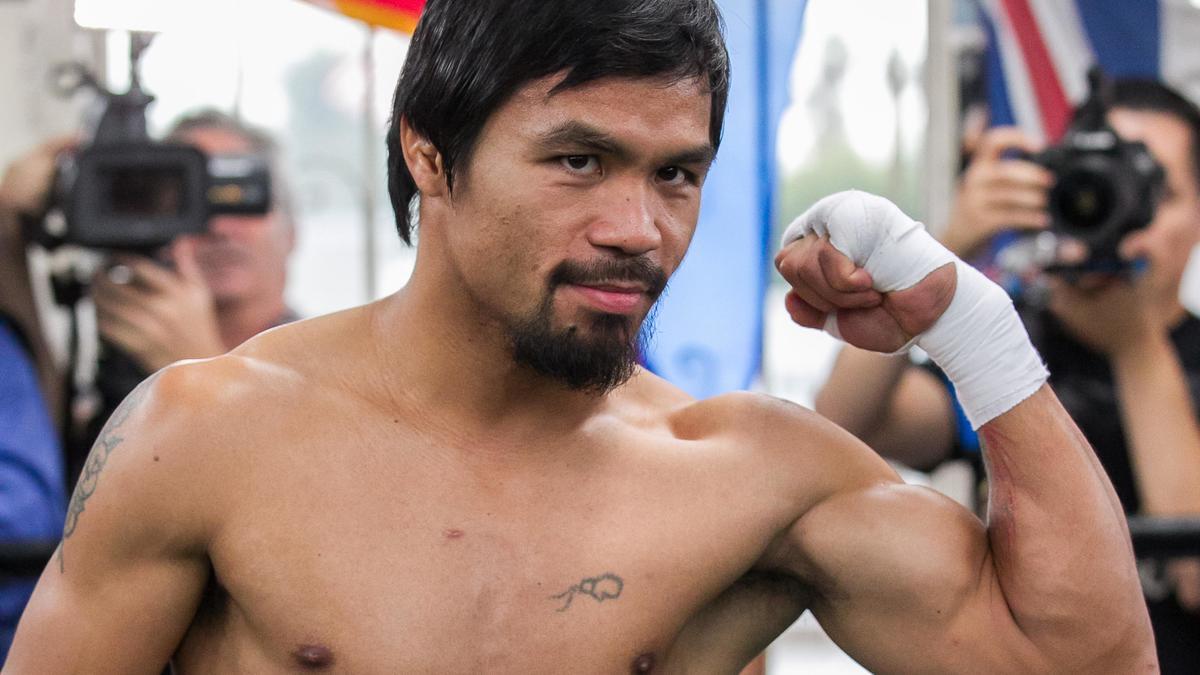 Boxe : Manny Pacquiao envoie un nouveau message à Floyd Mayweather