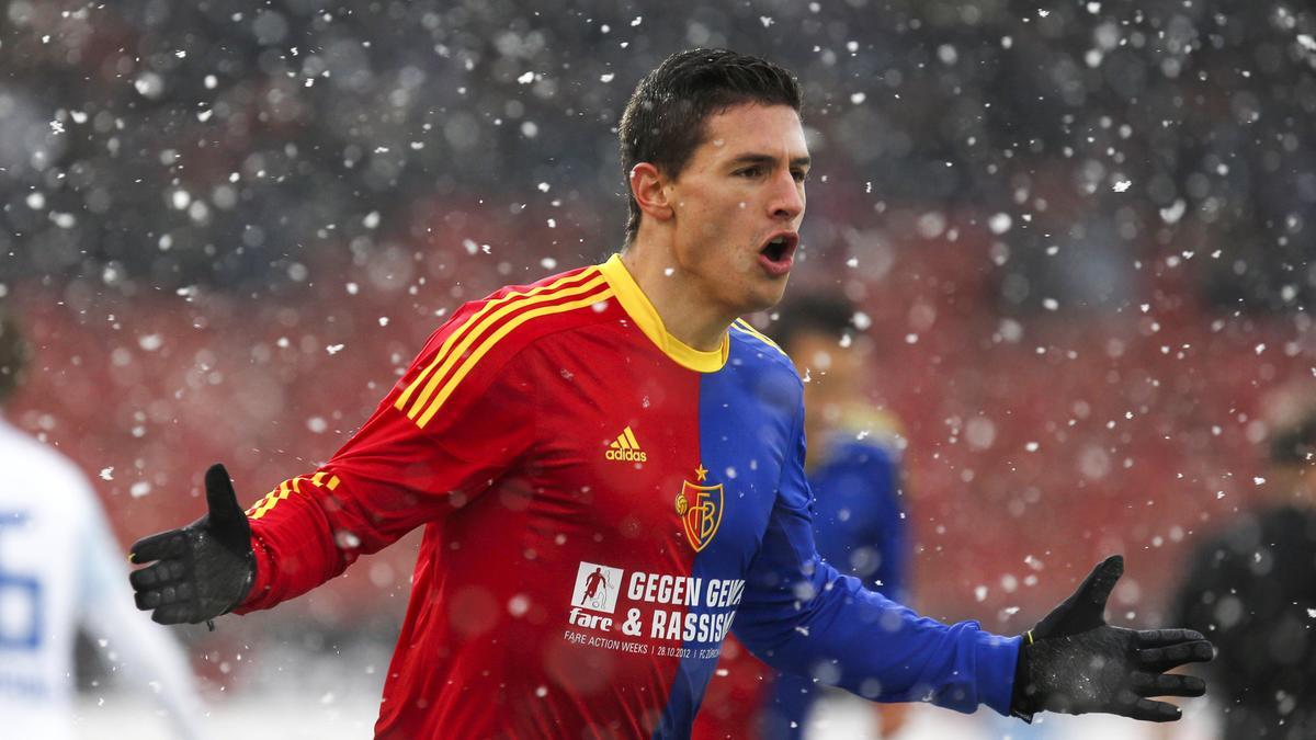 Fabian Schär, FC Bâle