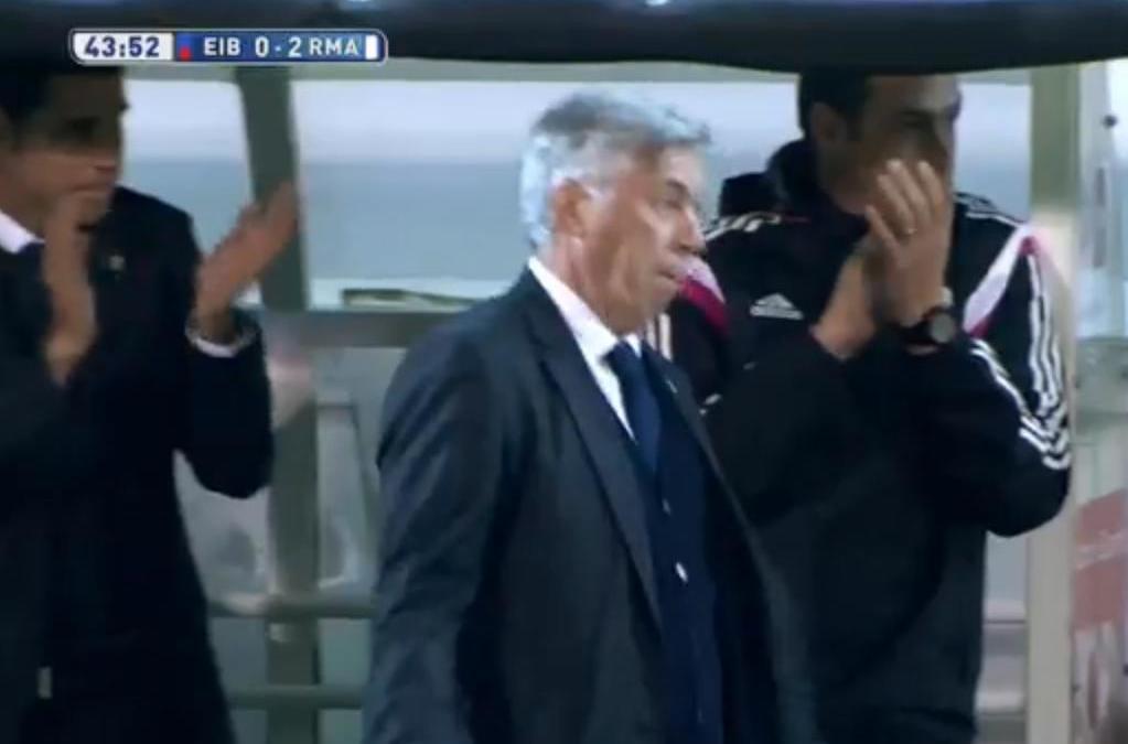 Real Madrid : Ce geste de Cristiano Ronaldo et d'Ancelotti qui a fait le tour du monde ! (vidéo)
