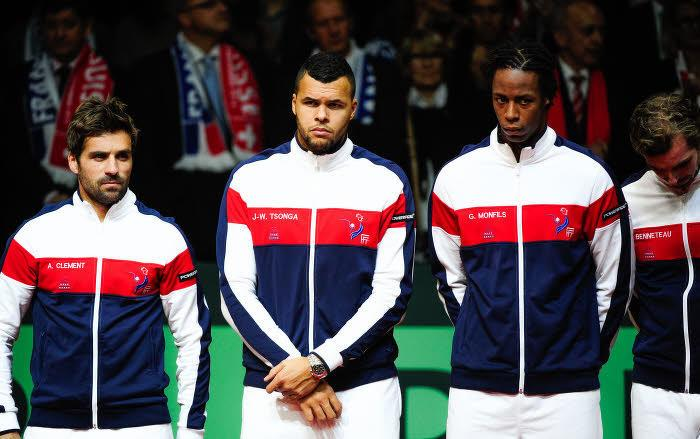 Jo-Wilfried Tsonga, Gaël Monfils, Coupe Davis