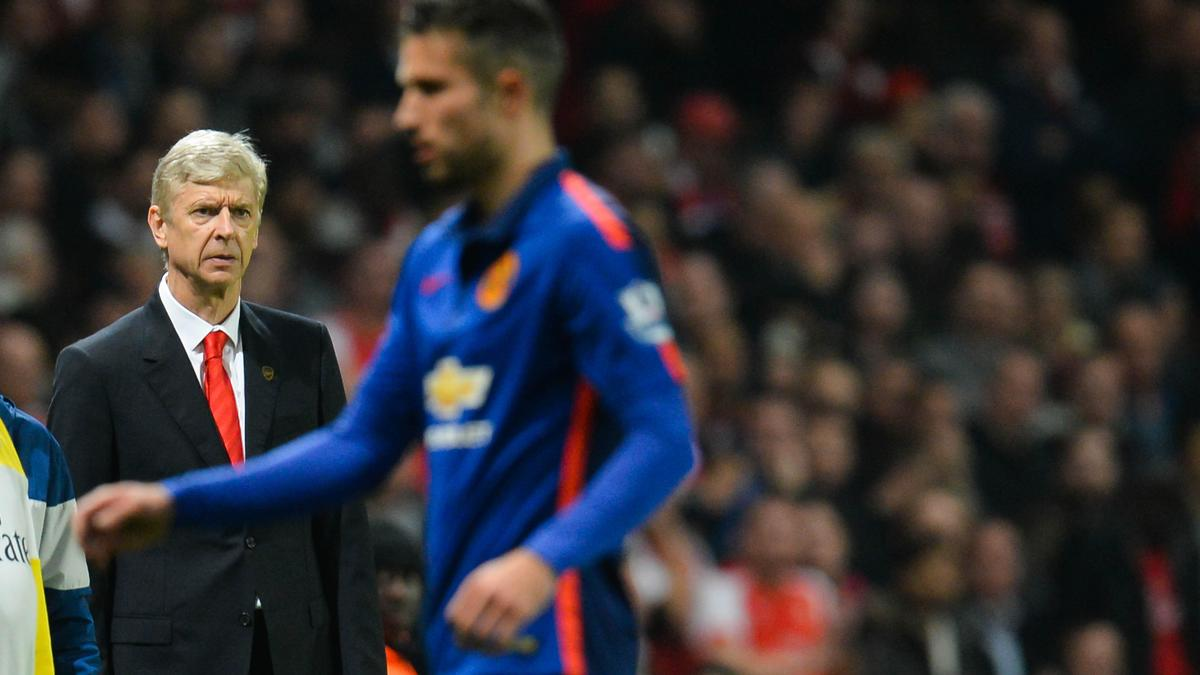 Mercato - Manchester United : Van Persie voulait snober Wenger à Arsenal…