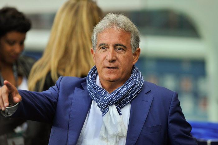 Bernard Caïazzo, ASSE