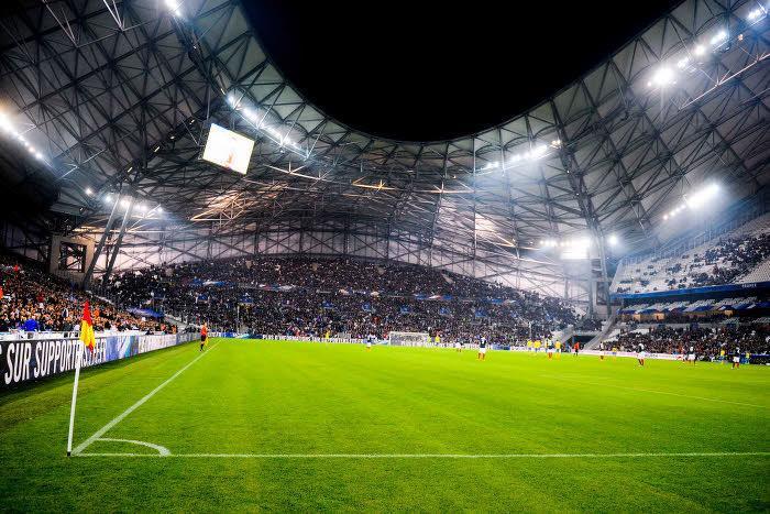 Stade Vélodrome, OM