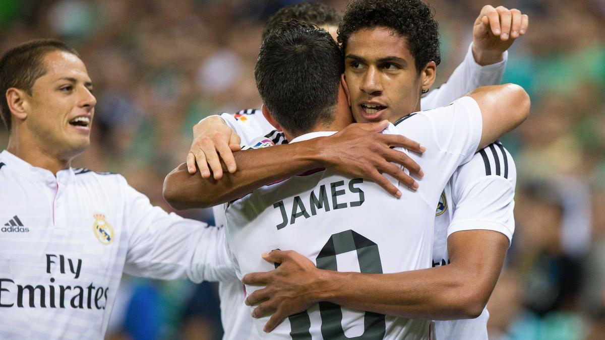 Mercato - Real Madrid/Chelsea : Priorité à Manchester United pour Varane ?