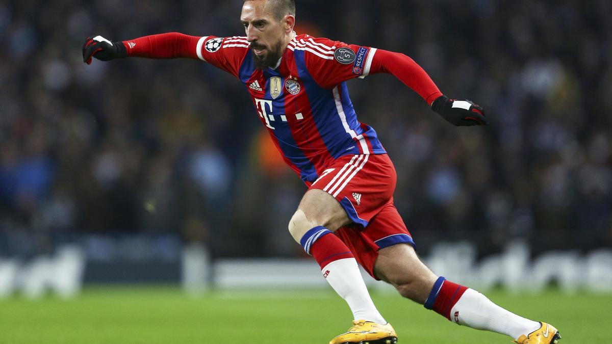 Mercato - Bayern Munich/Real Madrid : Ribéry a failli rejoindre Cristiano Ronaldo !
