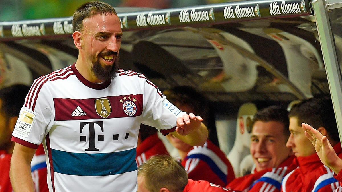 Mercato - Bayern Munich : Chelsea prêt à mettre 80M€ sur Ribéry ?