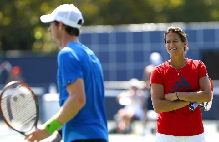Tennis : Mauresmo menac�e ? Andy Murray a tranch� !
