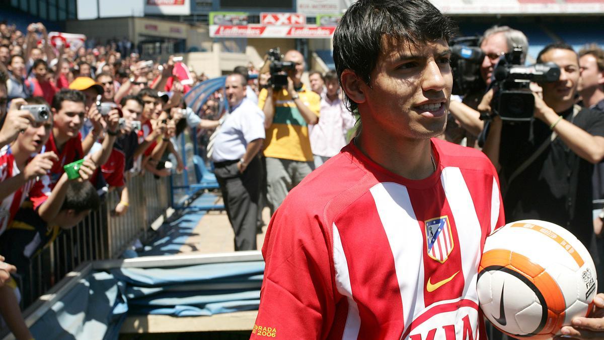Mercato - Manchester City : Ce grand d'Europe qui a recalé Agüero à l'âge de 17 ans !