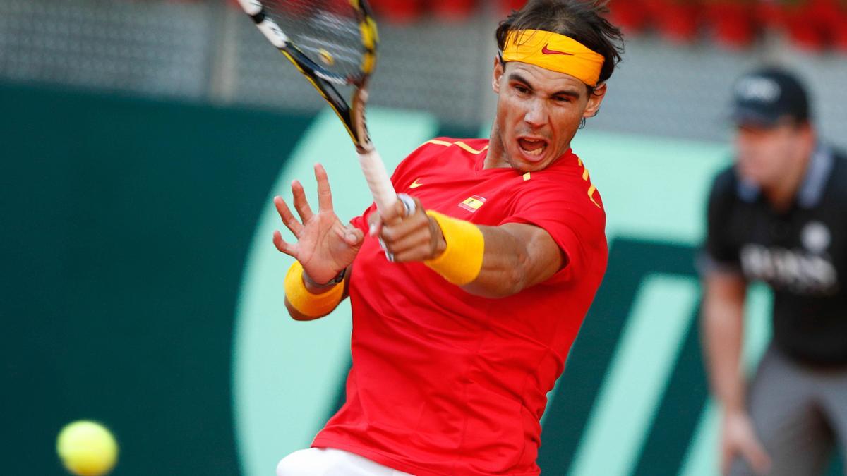 Tennis - Coupe Davis : L'Espagne sans Rafael Nadal en 2015 ?