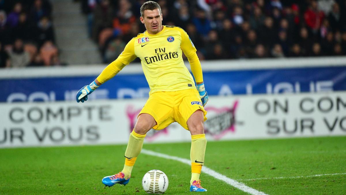 Nicolas Douchez, PSG