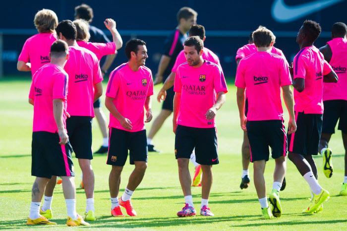 Mercato - Manchester City/Barcelone : Les dirigeants du Barça au travail pour prolonger un cadre ?