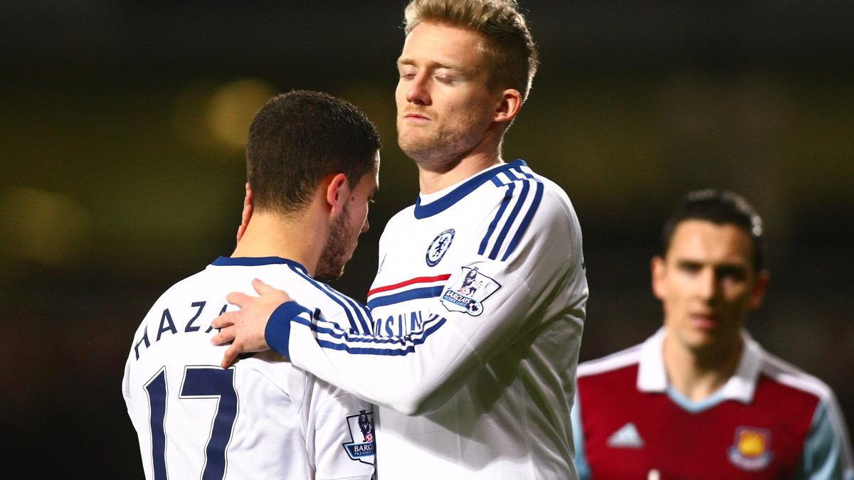 Eden Hazard & André Schurrle, Chelsea