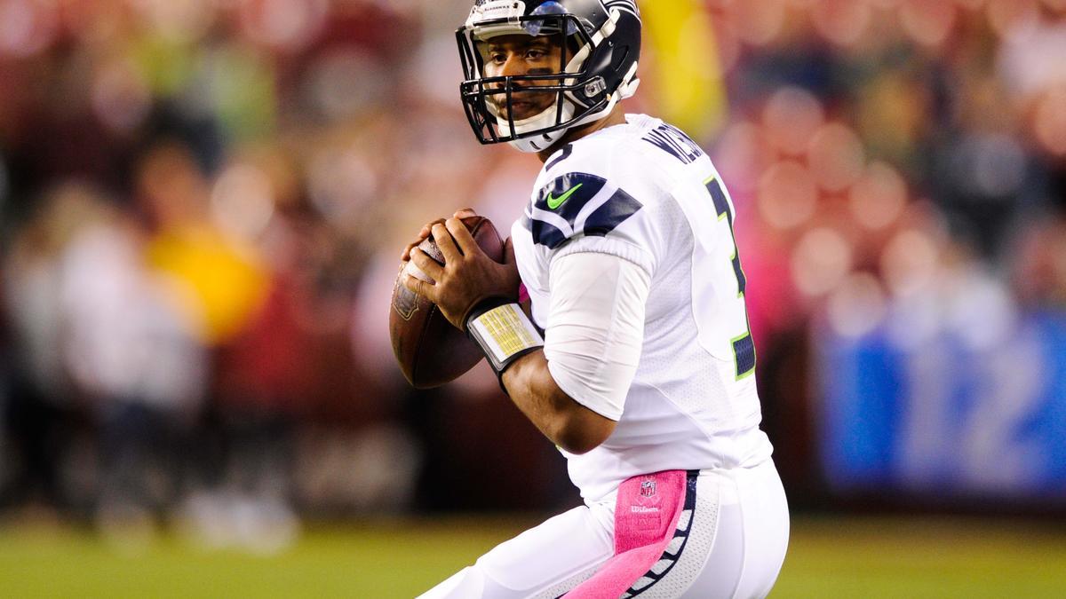 Russel Wilson, Seattle Seahawks