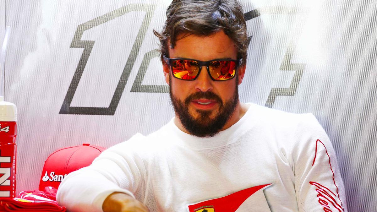 Ferando Alonso, Ferrari