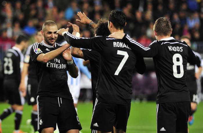 Quand Cristiano Ronaldo peste contre ses coéquipiers pas assez bons