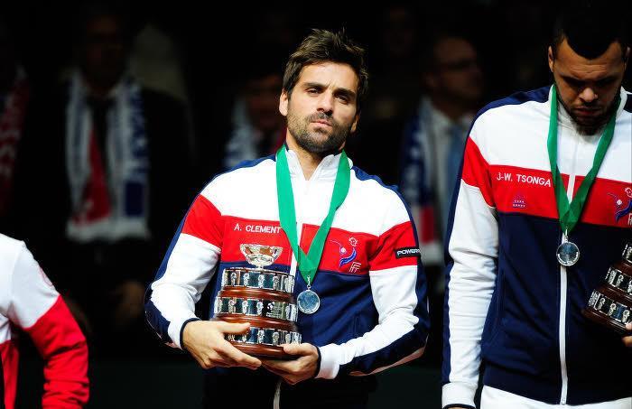 Tennis - Coupe Davis : Arnaud Cl�ment r�pond fermement aux attaques de Yannick Noah !