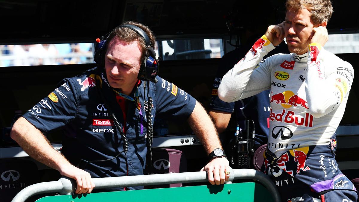 Les drôles de cadeaux offerts par Red Bull à Sebastian Vettel