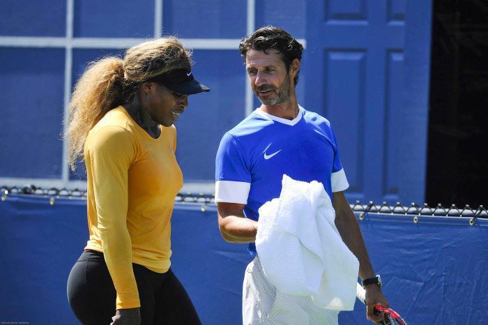 Tennis - Coupe Davis : L'entra�neur de Serena Williams valide les propos de Yannick Noah !