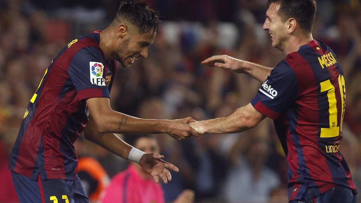 Barcelone : Luis Suarez dévoile comment Messi et Neymar l'ont surpris