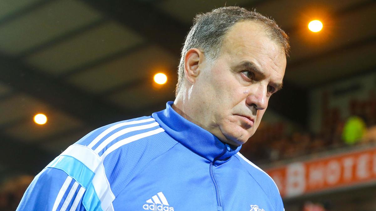 OM : Bielsa parle du vrai football, sans raconter de conneries