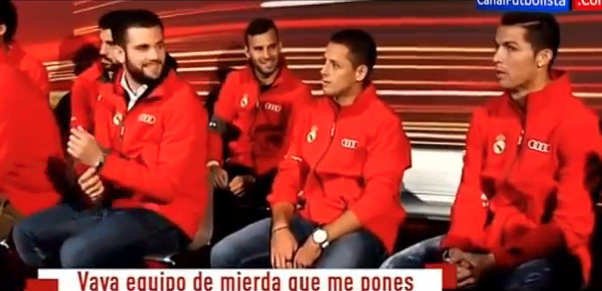 Real Madrid : Cristiano Ronaldo pas tendre du tout avec ses coéquipiers ! (vidéo)