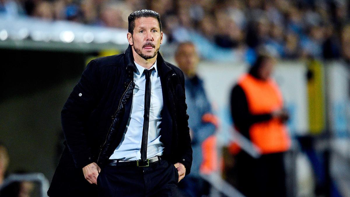 Un nouveau club se positionnerait sur Simeone