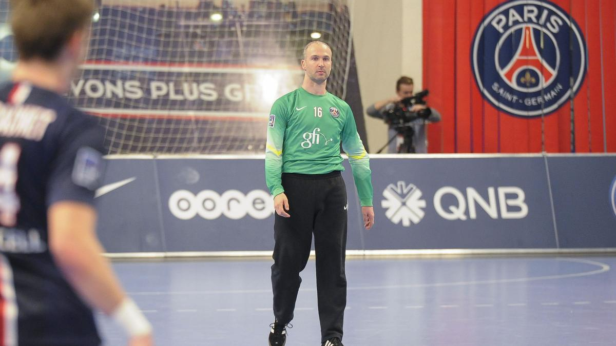 Thierry Omeyer, PSG