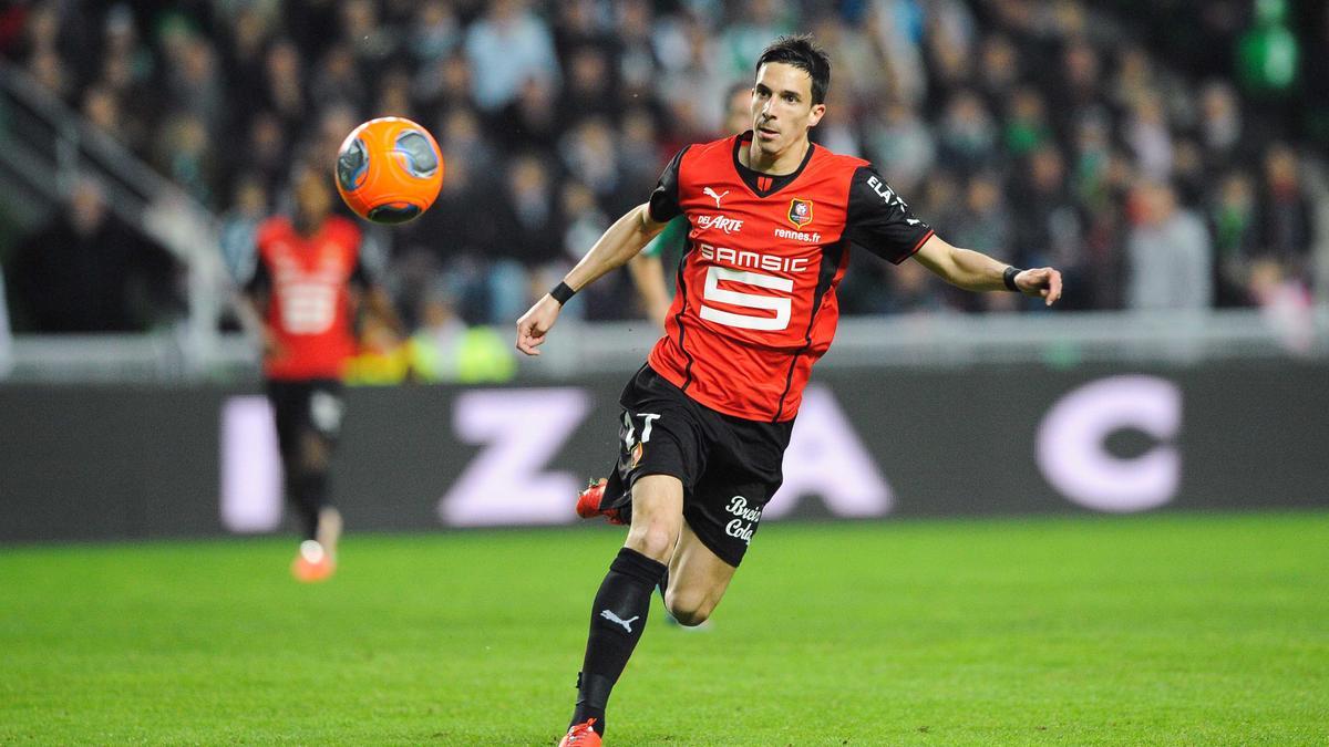 Vincent Pajot, Rennes