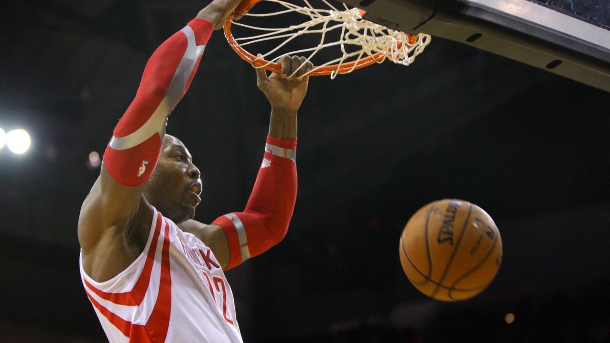 Dwight Howard, Houston Rockets