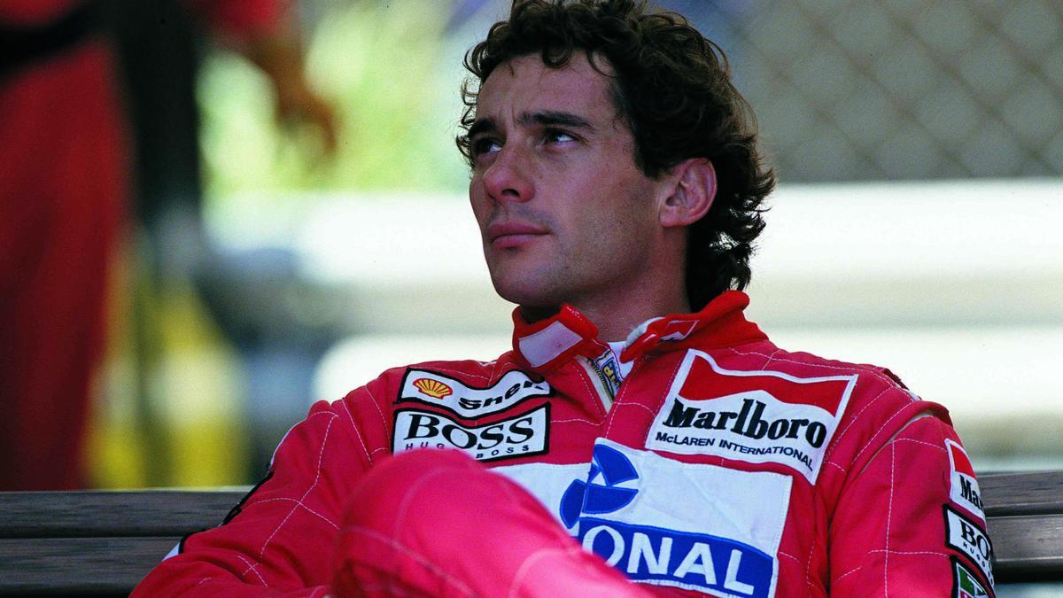 Ayrton Senna, Formule 1