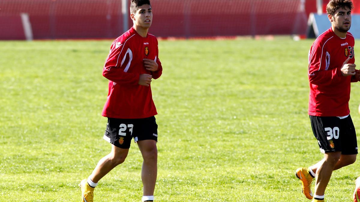Marco Asensio, Majorque