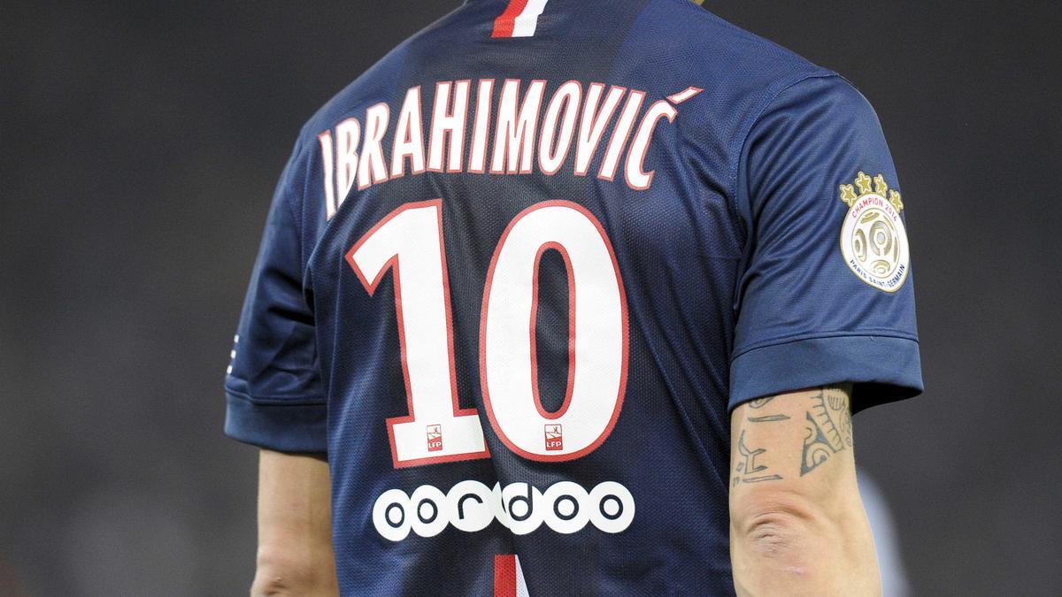 PSG : Les dessous d'une bagarre de Zlatan Ibrahimovic avec un partenaire