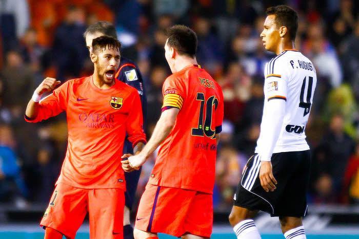 Neymar, Barcelone