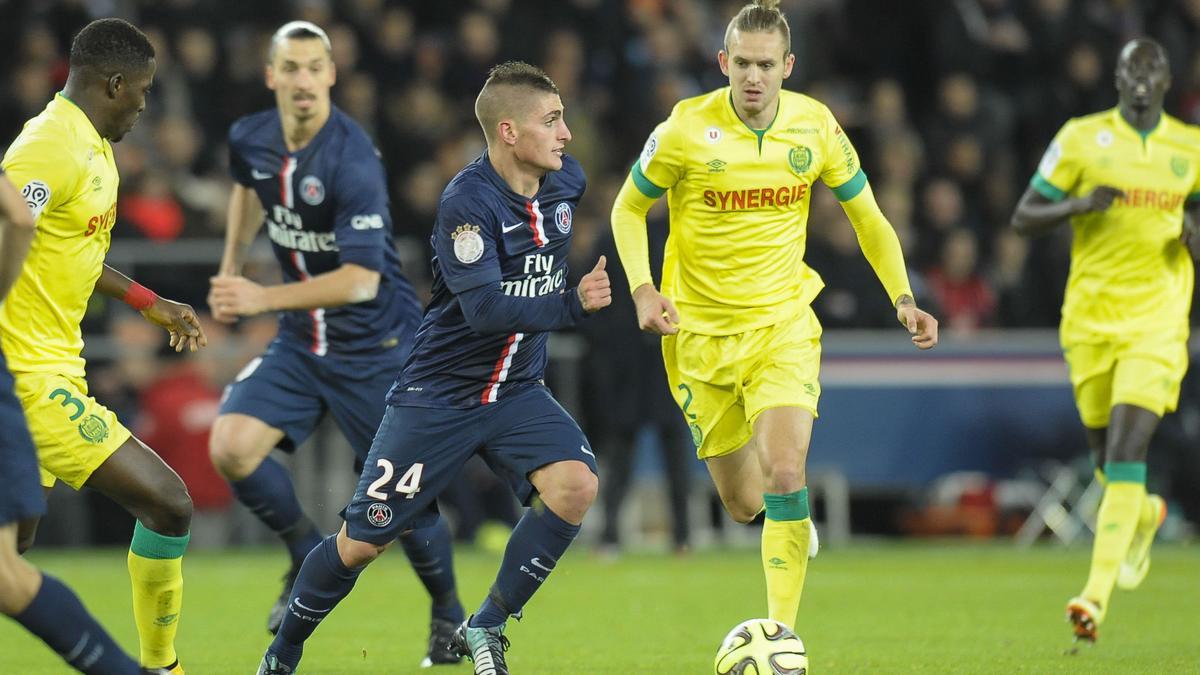 PSG - Polémique : Le FC Nantes pointe du doigt Verratti et critique l'arbitrage