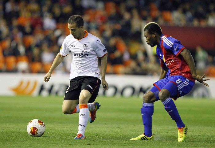 Joao Pereira, FC Valence