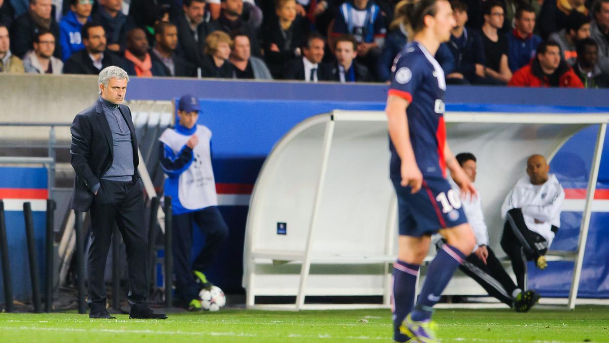 José Mourinho & Zlatan Ibrahimovic