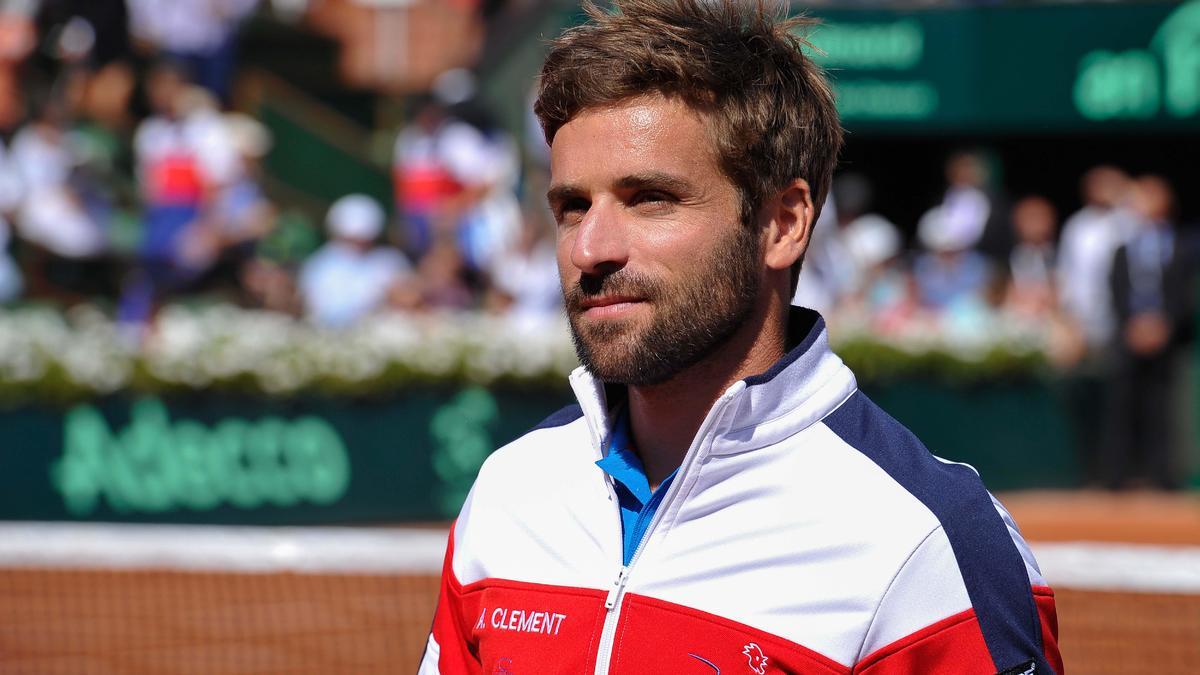 Tennis - Coupe Davis : Arnaud Cl�ment revient sur l'imbroglio Ga�l Monfils !