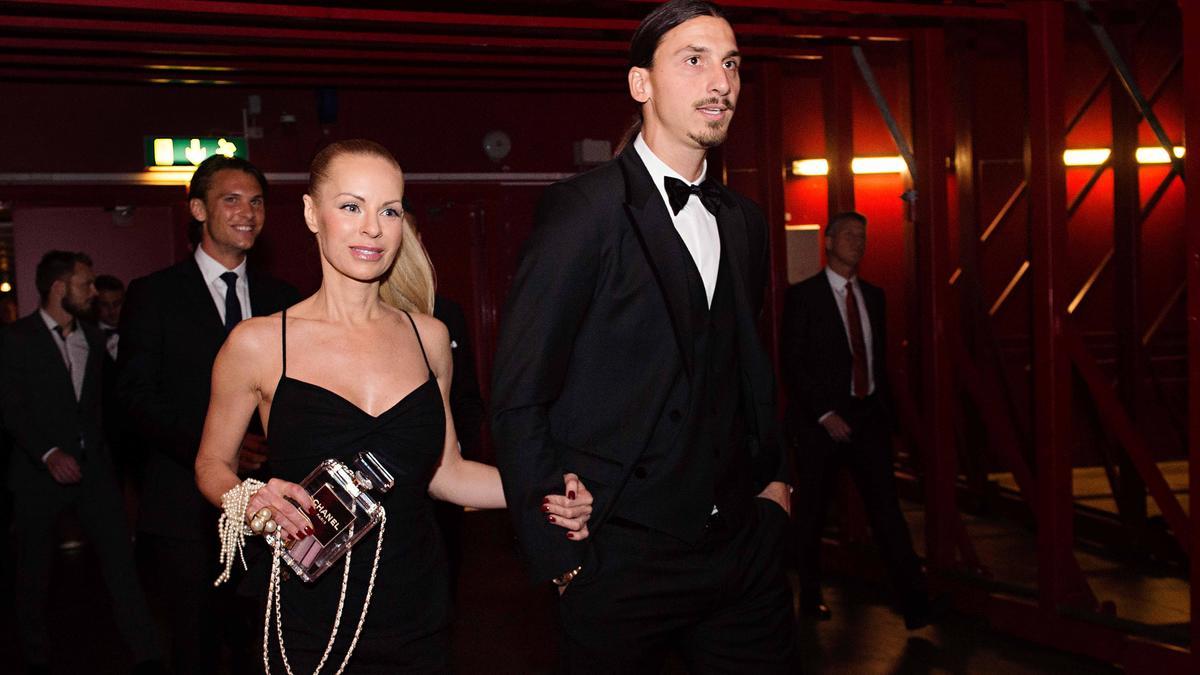 Buzz | PSG - Insolite : La dernière punchline de Zlatan Ibrahimovic sur… sa  femme !