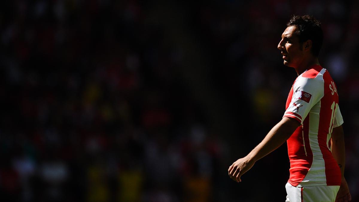 Santiago Cazorla, Arsenal