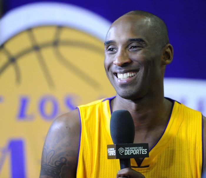 Kobe Bryant avec les Lakers