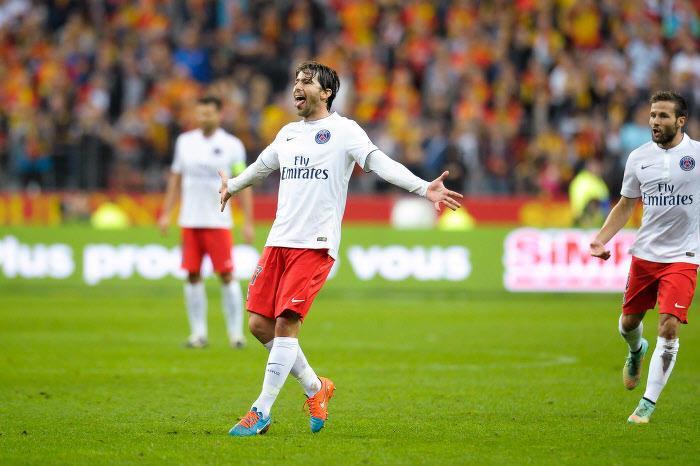 Maxwelle heureux avec le PSG