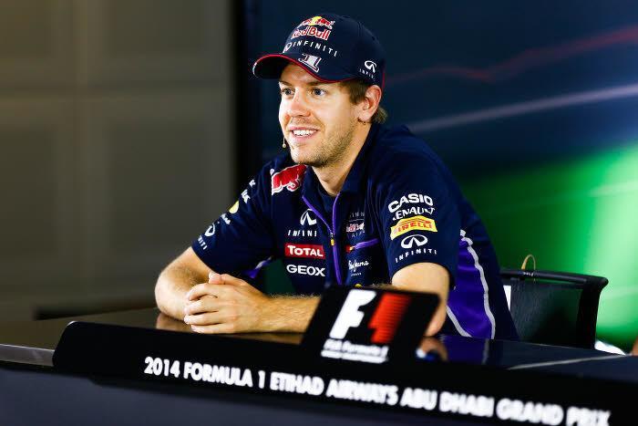 Sebastian Vettel et Red Bull