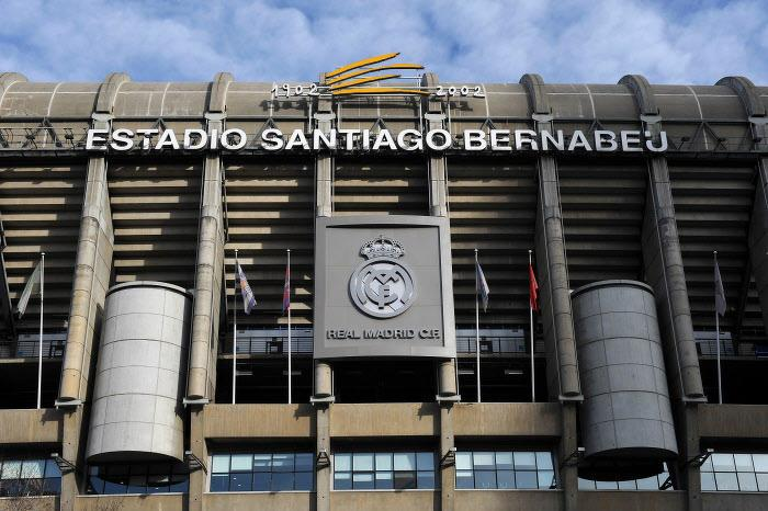 Santiago Bernabeu, Real Madrid
