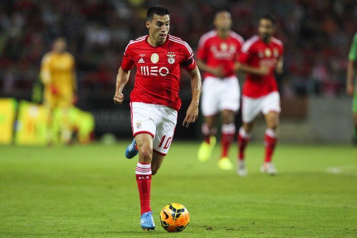 Nico Gaitan, Benfica Lisbonne