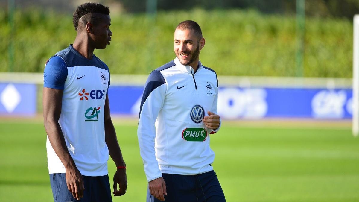 Paul Pogba & Karim Benzema